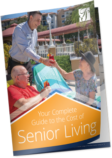 'Your Complete Guide to the Cost of Senior Living' e-Book